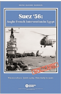 Suez '56: Anglo-French Intervention in Egypt